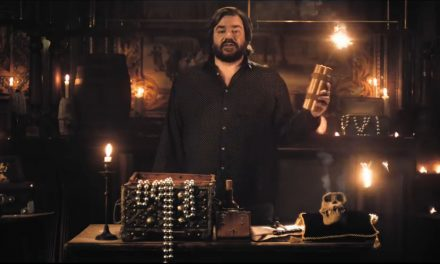 Sea of Thieves Forsaken Shore Update Narrated By Matt Berry