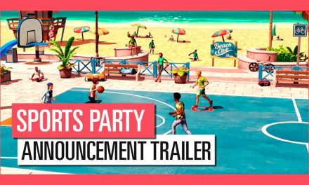 Sports Party Coming Soon For Nintendo Switch