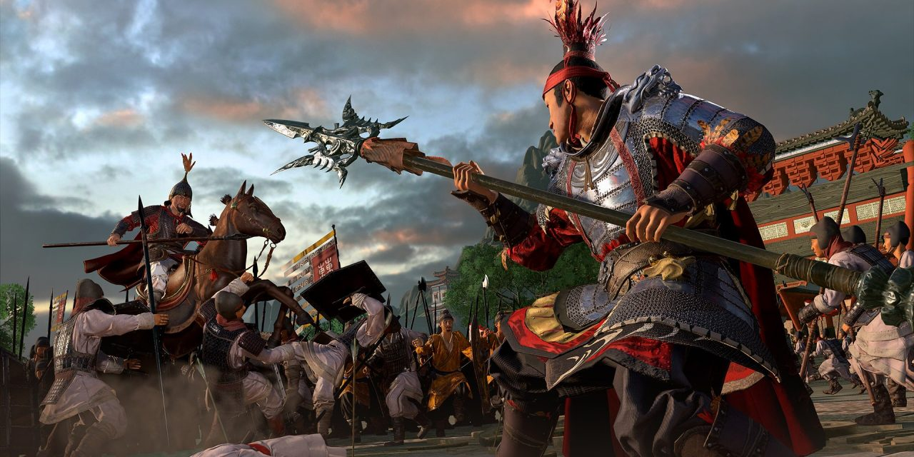 Take your first look at Dong Zhuo in Total War: Three Kingdoms!