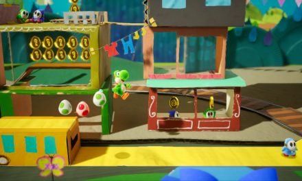 The Adorable Yoshi's Crafted World Hits Switch Spring 2019