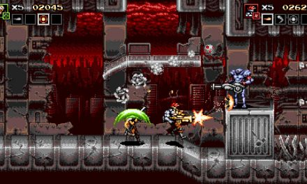 Watch the first Dev Diary for retro side-scroller Blazing Chrome