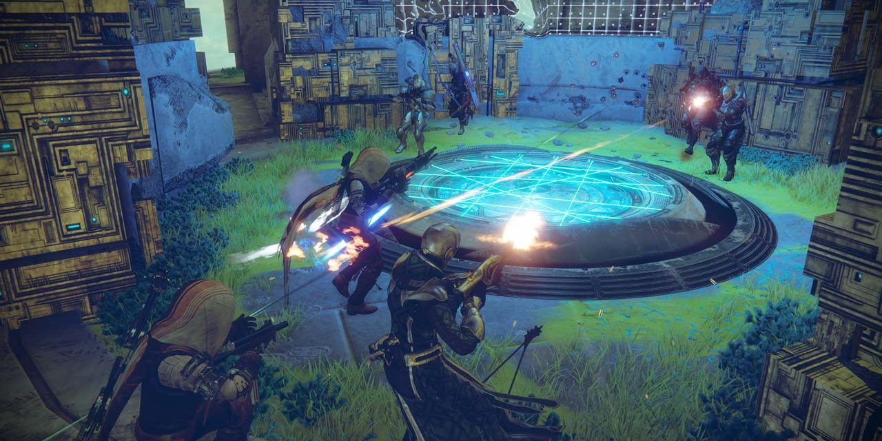 Destiny 2: Forsaken new Crucible mode Breakthrough is out now