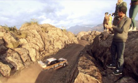 Preview: DiRT Rally 2.0