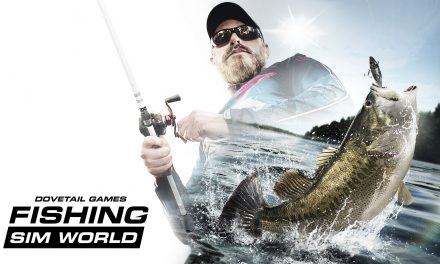 Review: Fishing Sim World