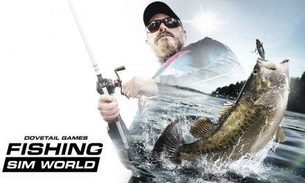 Review: Fishing Sim World