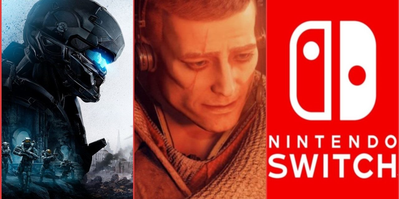 The Weekly News Roundup: Halo 5, Nintendo, and Wolfenstein 3