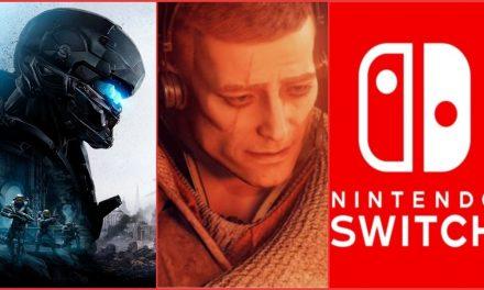 The Weekly News Roundup: Halo 5, Nintendo, and Wolfenstein 3