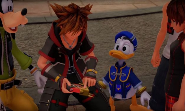 Kingdom Hearts catchup – 358/2 Days