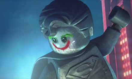 Lego DC Super-Villains show off Darkseid in new clip