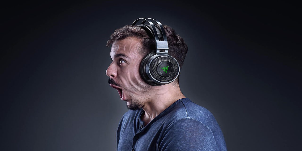 New Vibrating Gaming Headset From Razer Announced