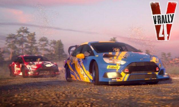 Review: V-Rally 4