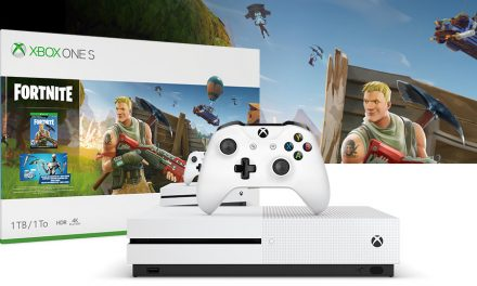 Xbox One S Fortnite Bundle Incoming