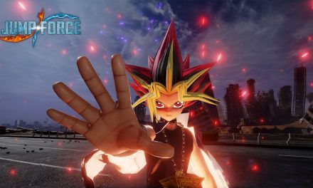 It's Time To Duel! Yami Yugi Joins The Fray In Jump Force