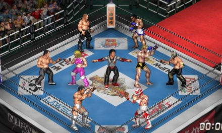 Review: Fire Pro Wrestling World