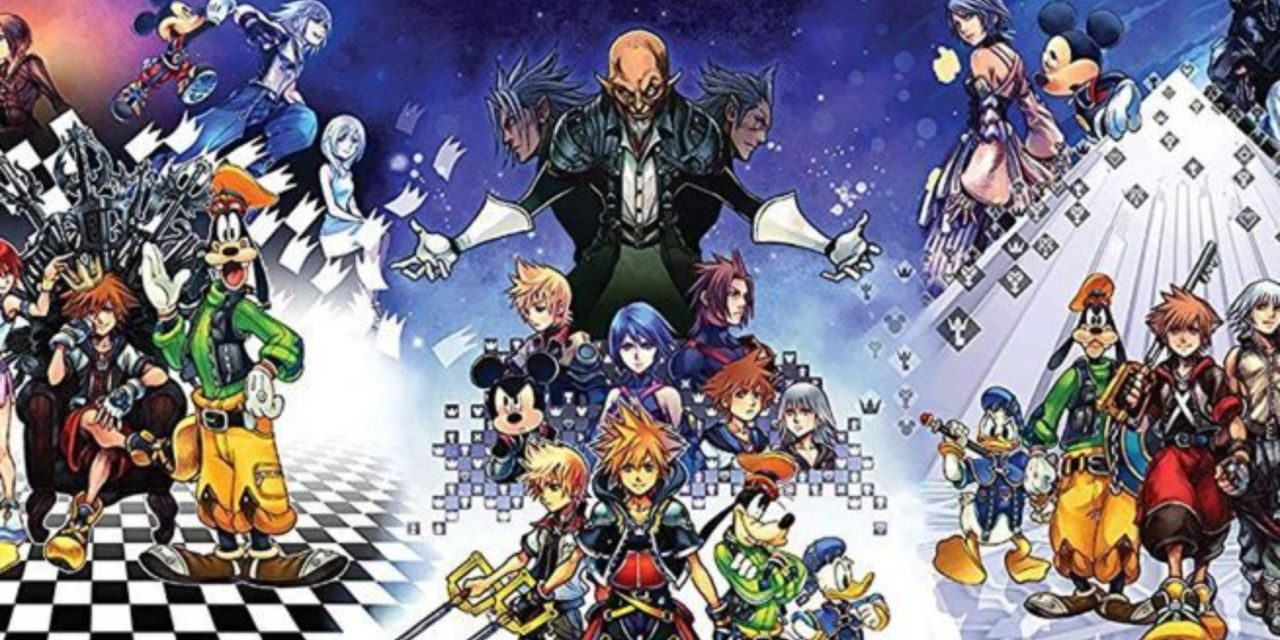 Kingdom Hearts catchup: Kingdom Hearts: Birth by Sleep