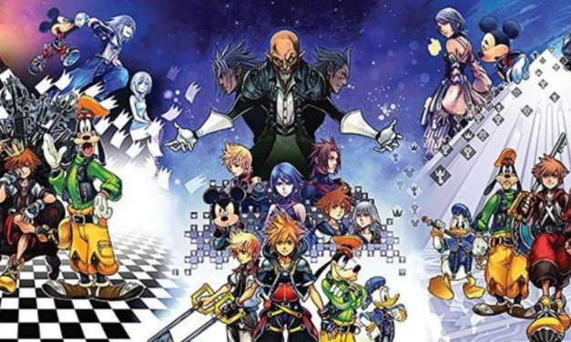 Kingdom Hearts catchup: Kingdom Hearts: Birth by Sleep