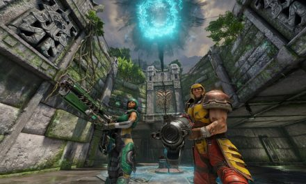 Slipgate is the new terrifying game mode for Quake Champions