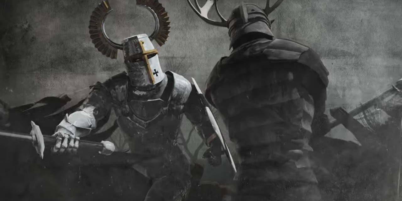 Romero and Paradox have teamed up for a new strategy game