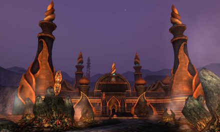 Here's how you can get into EverQuest's The Burning Lands beta