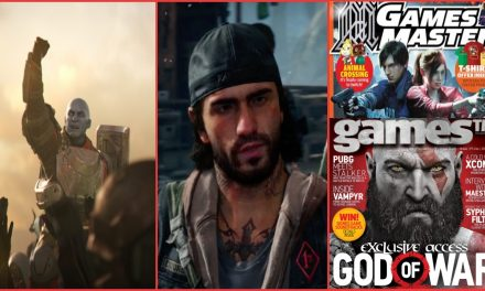 The Weekly News Roundup: Future Publishing, Days Gone, and Destiny 2