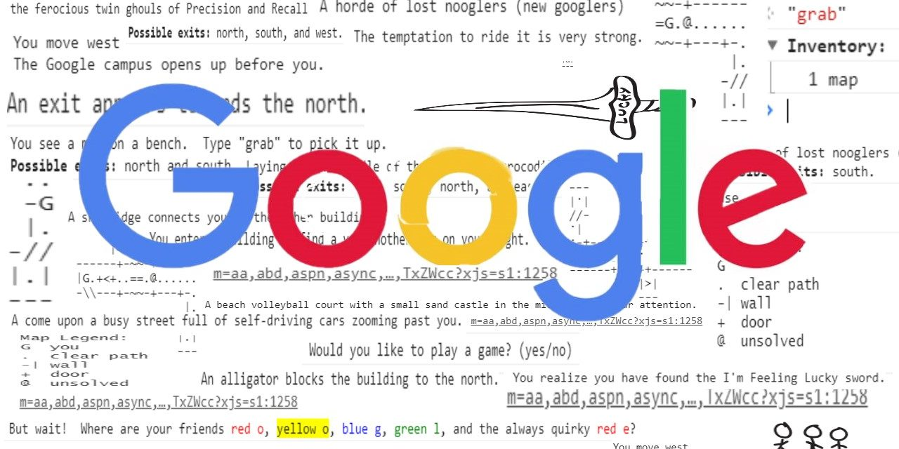 Review: Google's Text Adventure