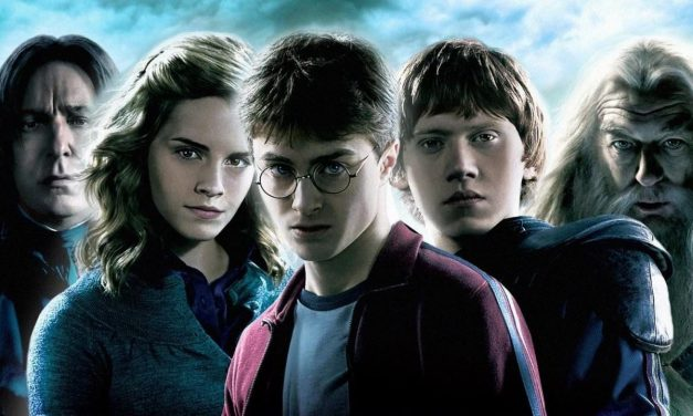 There could be an open-world Harry Potter game on the way