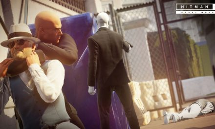 New Ghost Mode Announced For Hitman 2