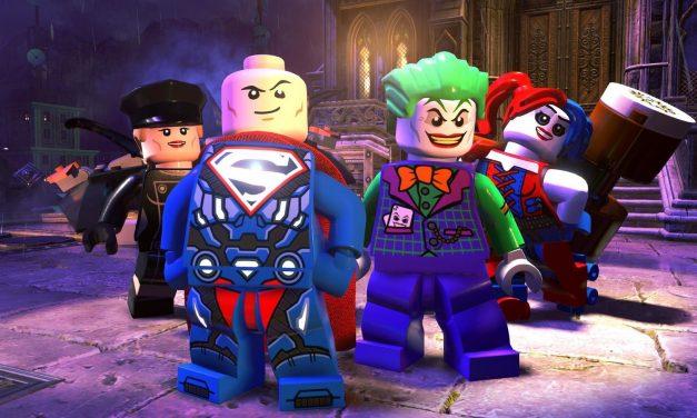 New LEGO DC Super-Villains Trailer