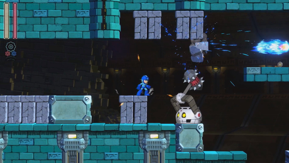 The Blue Bomber Is Back With Mega Man 11