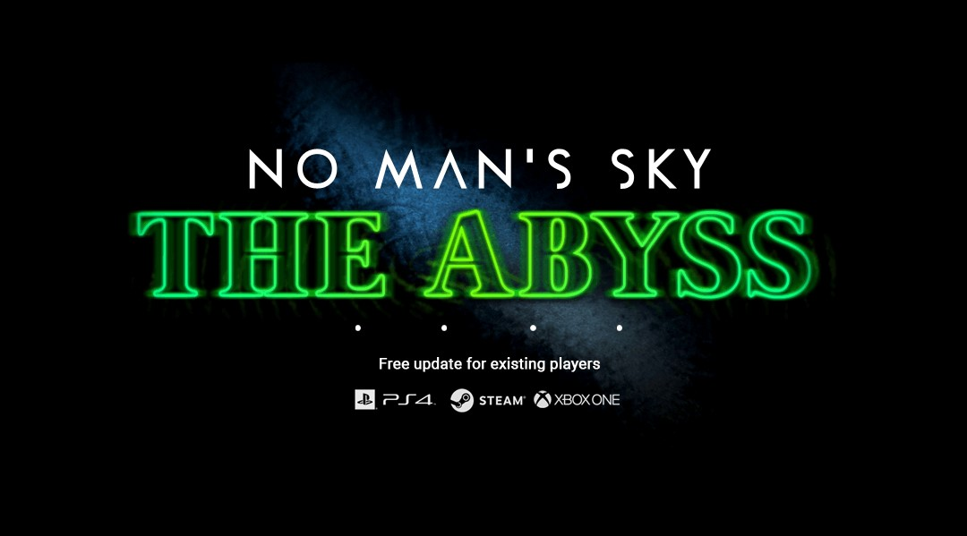 The Abyss is next update for No Man's Sky