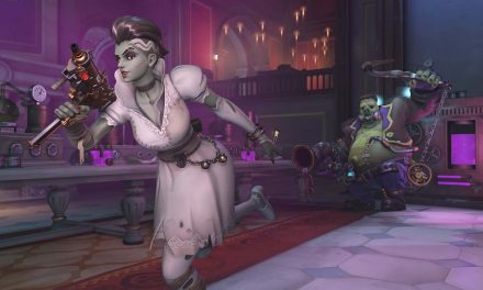 The Overwatch Halloween Terror event is now live
