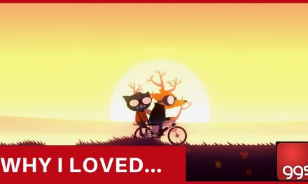 Why I Loved… Night in the Woods