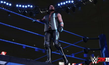 WWE 2K19 Now Available