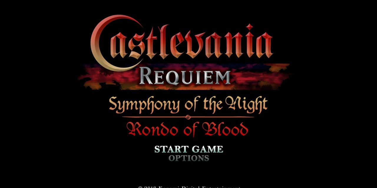 Review – Castlevania Requiem: Symphony of the Night & Rondo of Blood