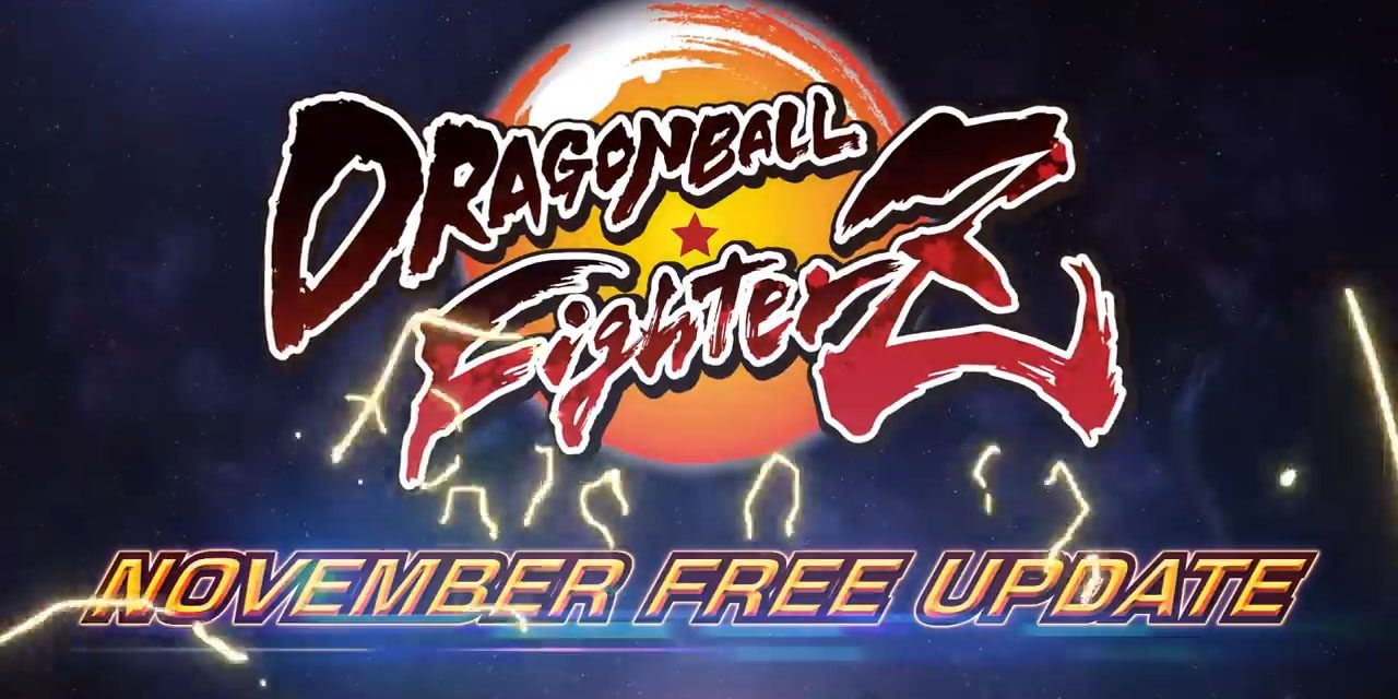 What's In Dragon Ball FighterZ November Free Updates?