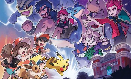 The Elite Four Return To Challenge You in Pokemon Let's Go Pikachu and Eevee!