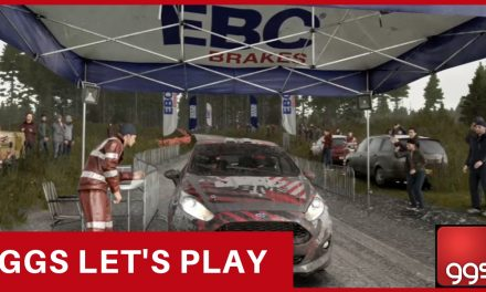 Can the comments improve John's driving in DiRT 4?