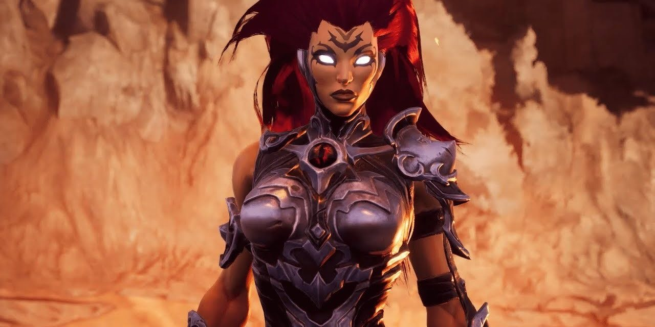 The Darksiders 3 trailer shows off Fury's anger issues