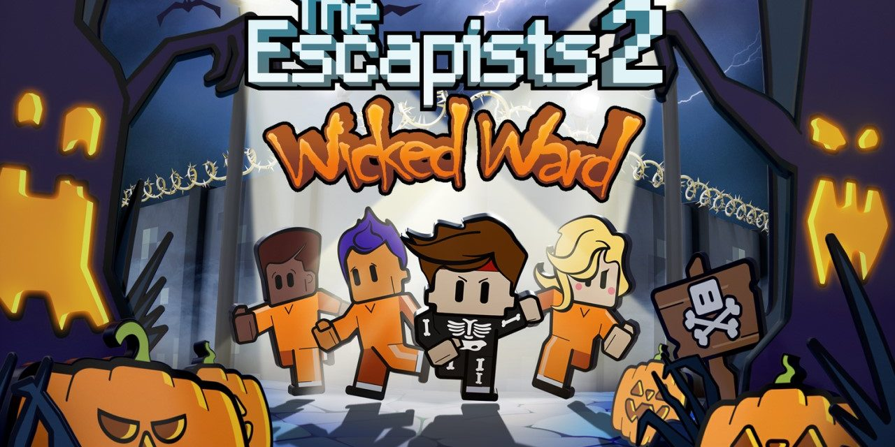 Three new prisons come to The Escapists 2 on Switch