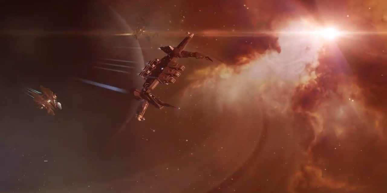 You can explore the Abyssal Deadspace in EVE Online now