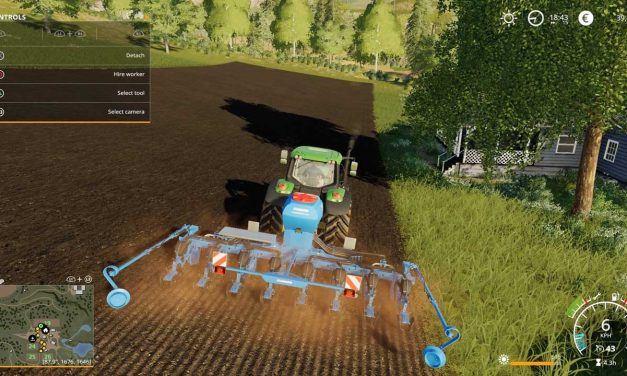 Review: Farming Simulator 19