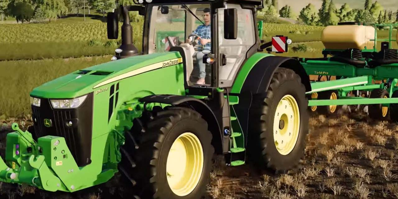 Farming Simulator 19 shows off its equipment in a new trailer