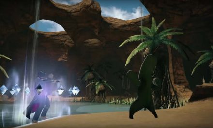 Final Fantasy 14 shows off the blue mage in this new trailer