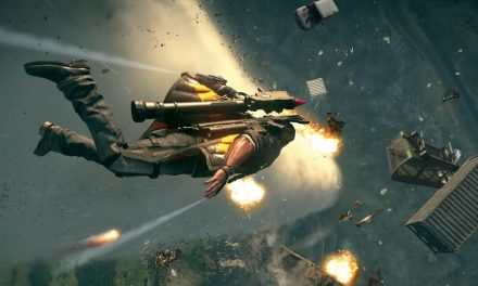 New Just Cause 4 Trailer Straight Out Of X018