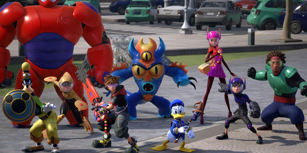 Kingdom Hearts celebrated the Big Hero Six birthday with some voice actor announcements