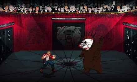 Review: Mother Russia Bleeds