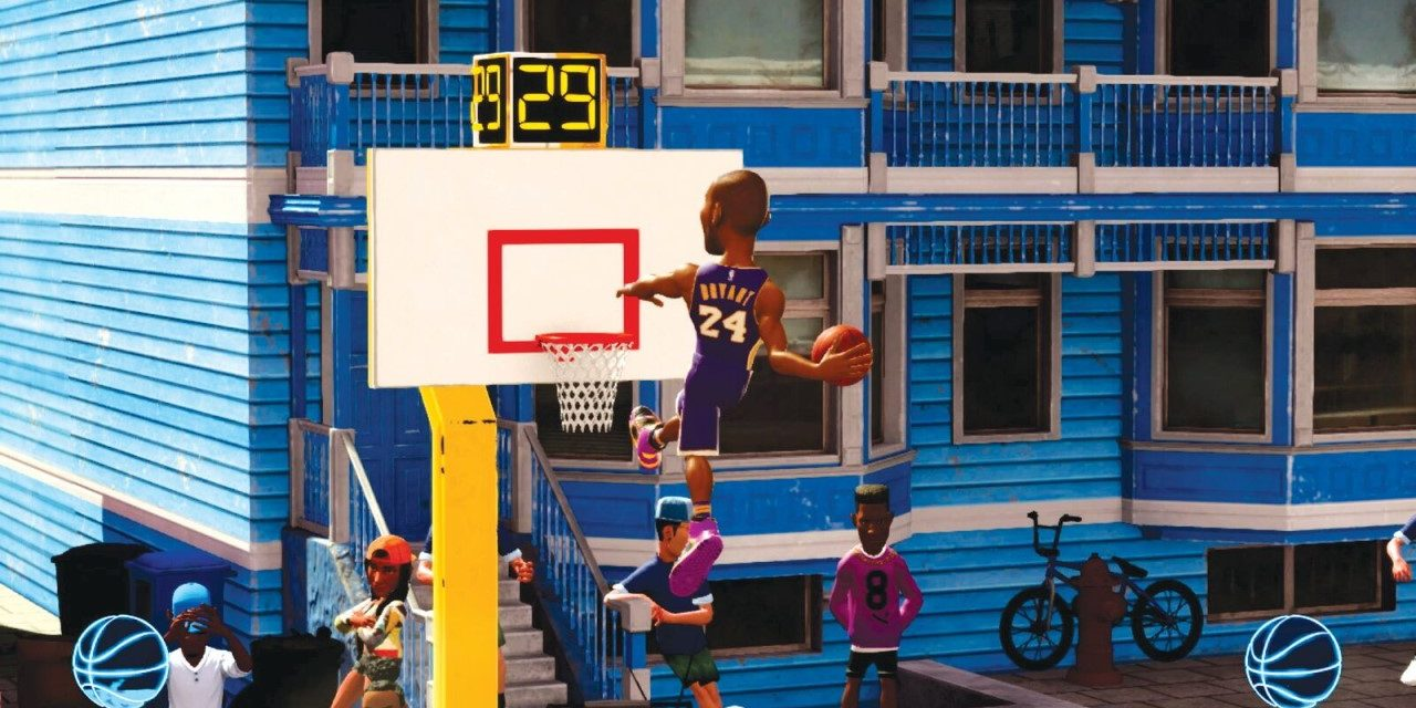 You can pick up a physical copy of NBA Playgrounds 2 for the Switch right now