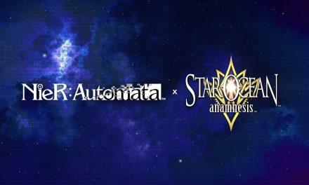 Star Ocean: Anamnesis x NieR: Automata Collaboration