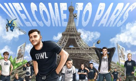 Paris Eternal is one of the eight new teams in the Overwatch League