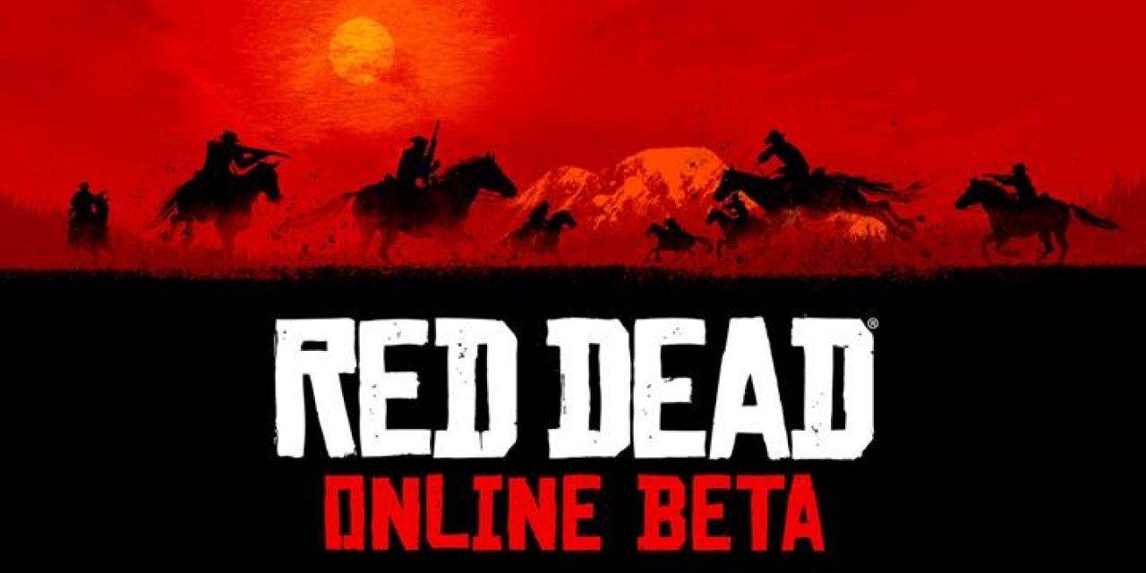 Cash Bonus For Rank 10 Players In Red Dead Redemption 2 Online Beta